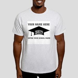 Class 2017 Graduation Light T-Shirt