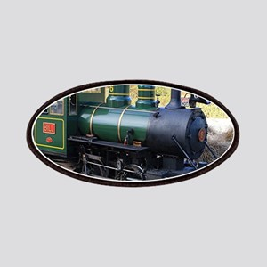 Steam engine locomotive, Australia Patch