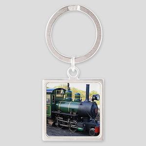 Steam engine locomotive, Australia Keychains
