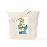 Split Mina Tote Bag