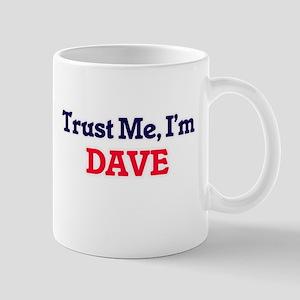 Trust Me, I'm Dave Mugs