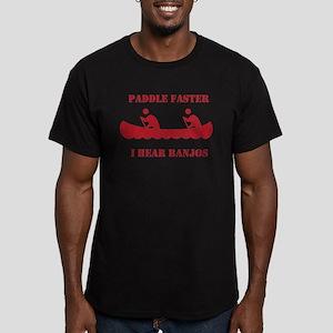 Paddle Faster Deliverance Vintage T-Shirt
