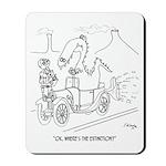 Extinction Cartoon 9325 Mousepad