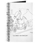 Extinction Cartoon 9325 Journal