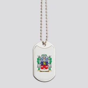 Mclaughlin Coat of Arms - Family Crest Dog Tags