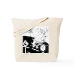 Deer Cartoon 6721 Tote Bag