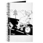 Deer Cartoon 6721 Journal