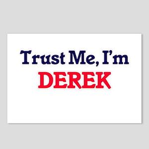 Trust Me, I'm Derek Postcards (Package of 8)
