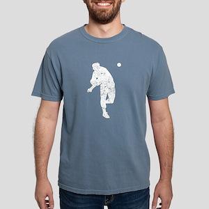 Vintage Baseball Pitcher T-Shirt