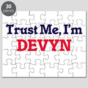 Trust Me, I'm Devyn Puzzle
