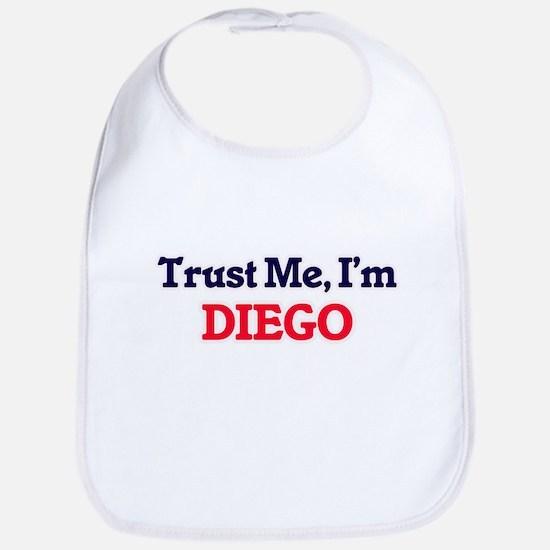 Trust Me, I'm Diego Bib