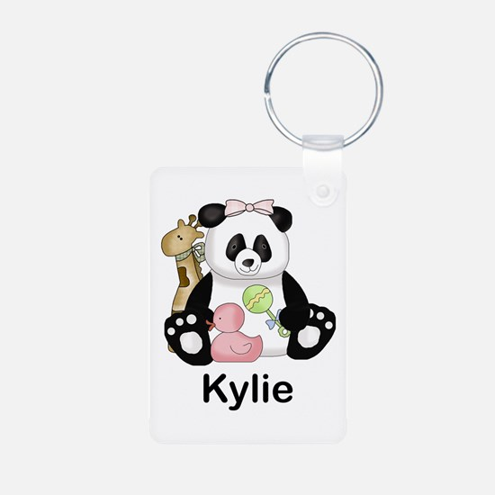kylie's little panda Keychains