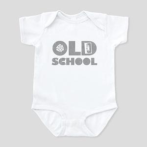 Old School (Distressed) Infant Bodysuit