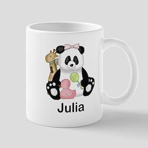 julia's little panda Mug