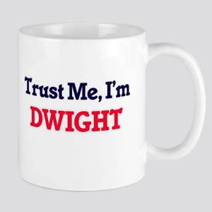 Trust Me, I'm Dwight Mugs