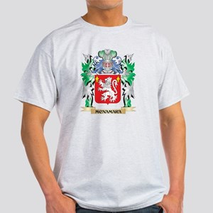 Mcnamara Coat of Arms - Family Crest T-Shirt