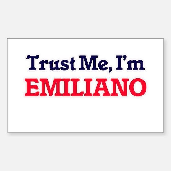 Trust Me, I'm Emiliano Decal