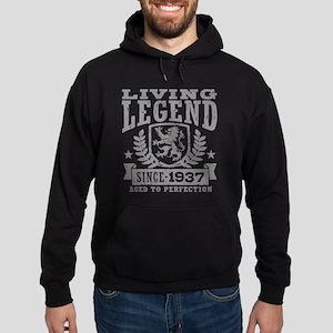 Living Legend Since 1937 Hoodie (dark)