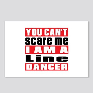 You Can Not Scare Me I Am Postcards (Package of 8)