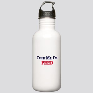 Trust Me, I'm Fred Stainless Water Bottle 1.0L