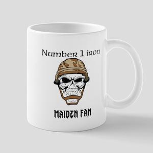 #1 Iron Maiden Fan Mugs