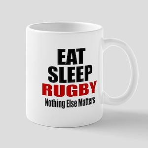 Eat Sleep Rugby Mug