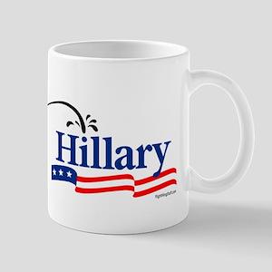 GOPee on Hillary Mug