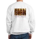 Wat Pho Figures Sweatshirt