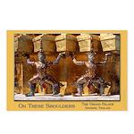 Wat Pho Figures Postcards (Package of 8)