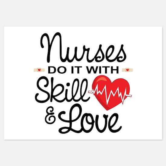 Funny Nurse Invitations