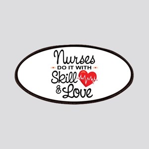 Funny Nurse Patch