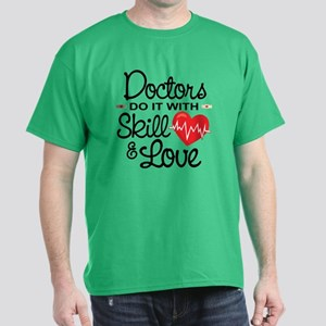 Funny Doctor Dark T-Shirt