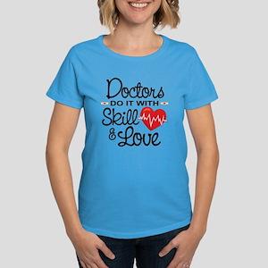 Funny Doctor Women's Dark T-Shirt