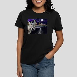 Moon Over Minneapolis T-Shirt