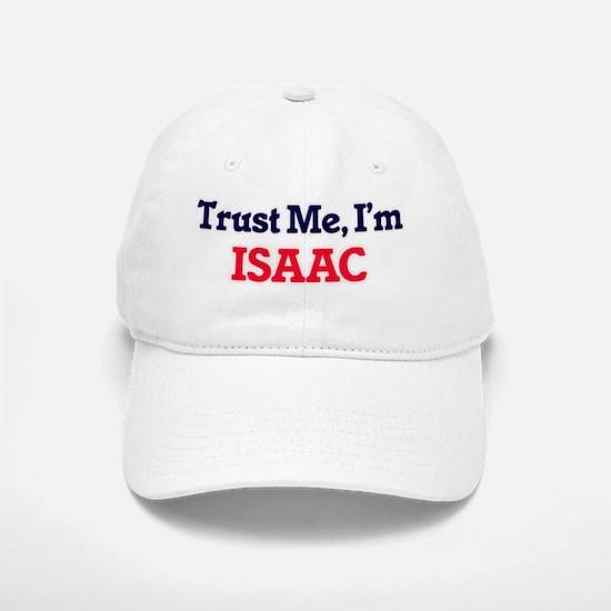 Trust Me, I'm Isaac Baseball Baseball Cap