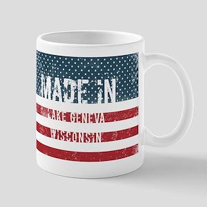 Made in Lake Geneva, Wisconsin Mugs