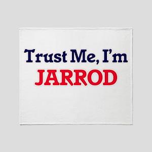 Trust Me, I'm Jarrod Throw Blanket