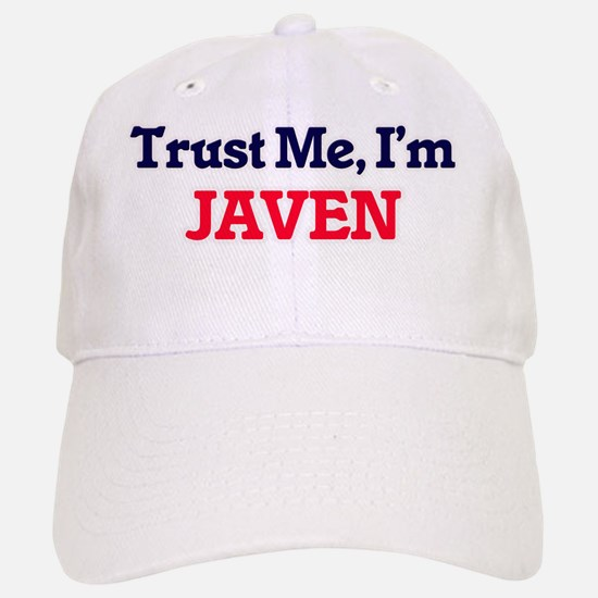 Trust Me, I'm Javen Baseball Baseball Cap