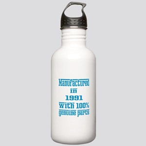 Manufactured in 1991 w Stainless Water Bottle 1.0L