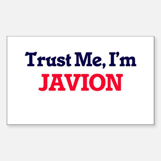Trust Me, I'm Javion Decal