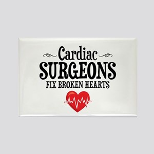 Cardiac Surgeon Rectangle Magnet