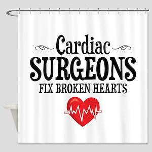 Cardiac Surgeon Shower Curtain
