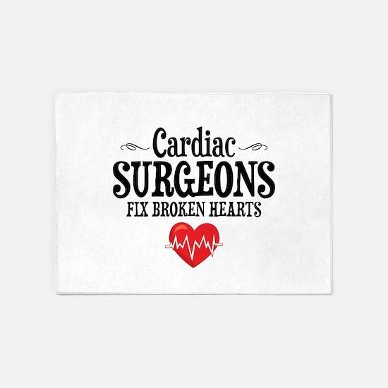 Cardiac Surgeon 5'x7'Area Rug