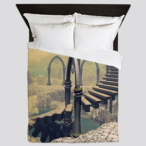 The treppe Queen Duvet