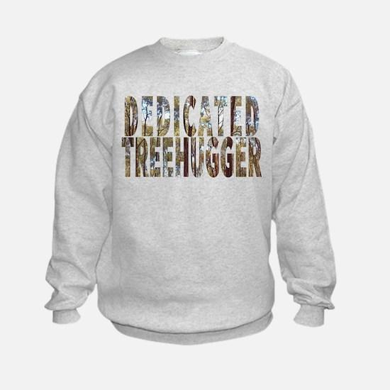 Dedicated Treehugger Sweatshirt