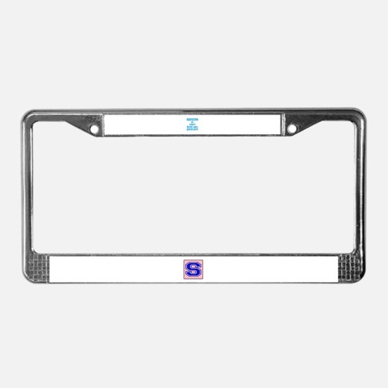 Manufactured in 1967 with 100% License Plate Frame