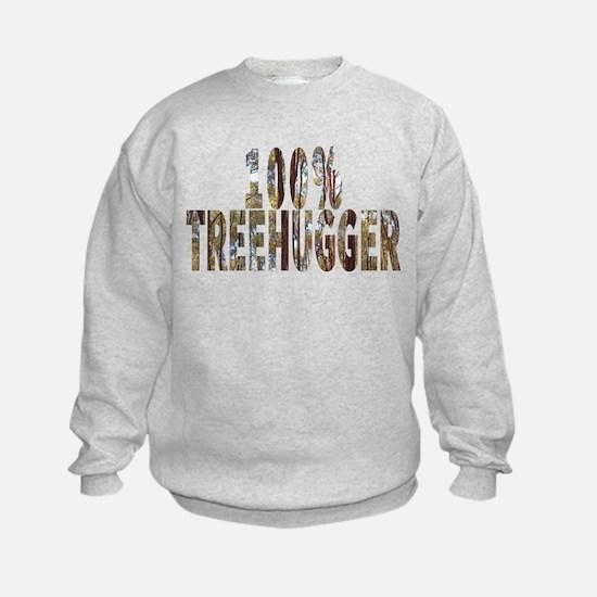 100% Treehugger Sweatshirt