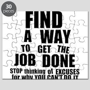 Find a Way Puzzle