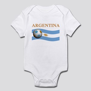 TEAM ARGENTINA SOCCER Infant Bodysuit