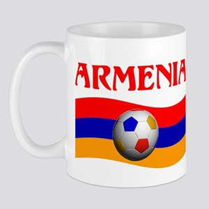 TEAM ARMENIA WORLD CUP Mug
